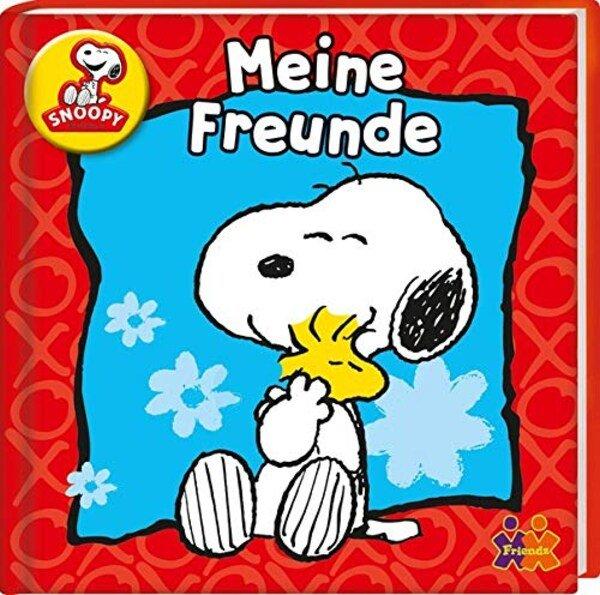 """Snoopy - Freundebuch """"Meine Freunde"""" für 3,99€ inkl. VSK (statt 9€)"""