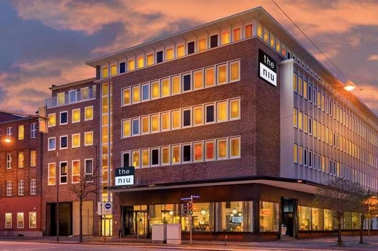 Kiel: Design-Hotel the niu Welly im Doppelzimmer inkl. Frühstücksbox bis Januar 2021 ab 59€