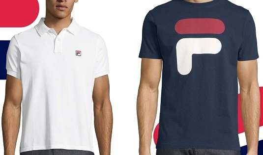 "Fila T-Shirt ""Toni"" für 12,90€ oder Fila Poloshirt ""PQ"" für 24,90€"