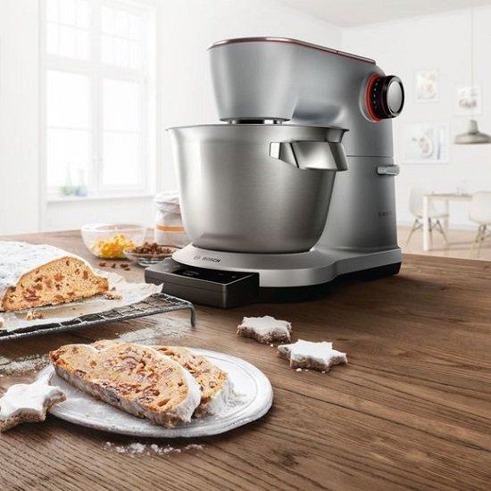 Bosch MUM9AE5S00 Küchenmaschine mit integrierter Waage für 403,94€