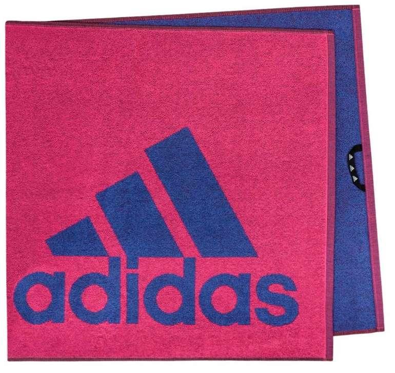 Adidas Towel S Handtuch (100 x 50cm) für 11,72€ inkl. Versand (statt 19€)
