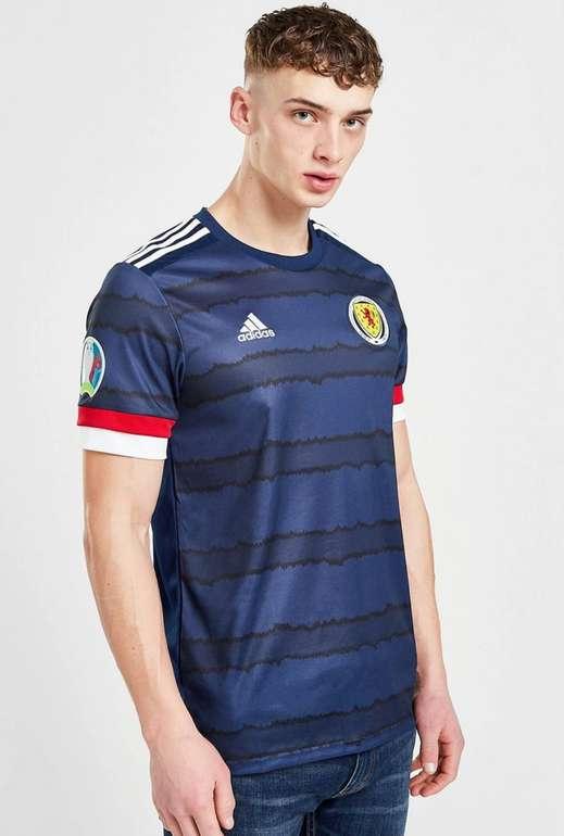 adidas Scotland Euro 2020 Herren Trikot für 38,99€ inkl. Versand (statt 90€)