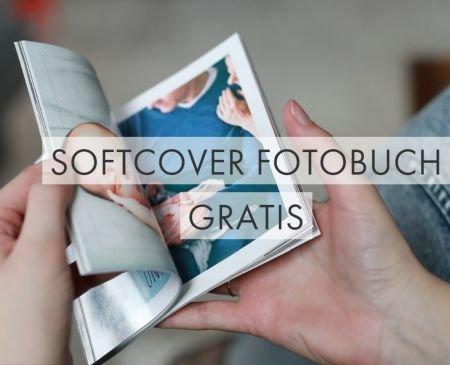 Gratis Fotobuch mit 36 Seiten im Format 15 x 14,5 cm zzgl. 4,96€ Versand