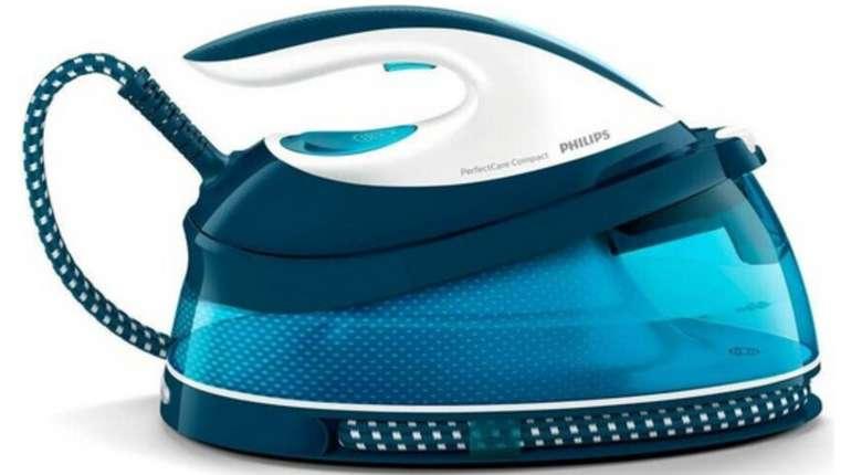 Philips GC7840/20 PerfectCare Compact Dampfbügelstation für 93,95€ inkl. Versand (statt 141€)