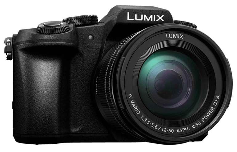 Panasonic Lumix DMC-G81MEG Systemkamera mit 12-60 mm Objektiv für 583,90€ inkl. Versand (statt 671€)