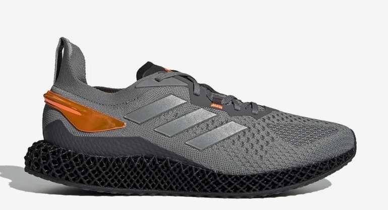 adidas X9000 4D Herren Sneaker in grau/orange für 110€inkl. Versand (statt 132€)
