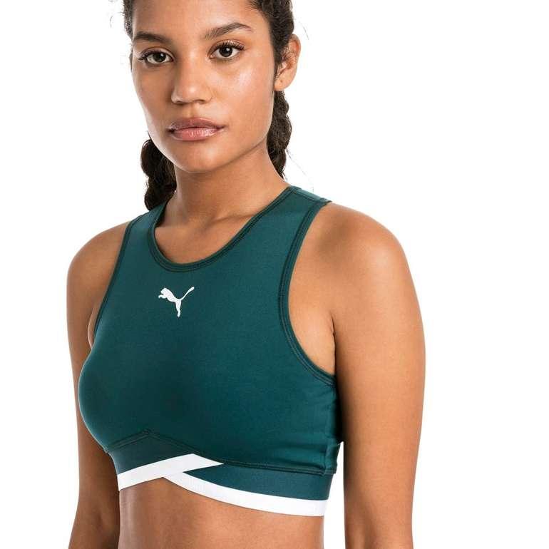 Puma Soft Sports Damen Crop Top in 2 Farben für je 14€ inkl. Versand (statt 22€)
