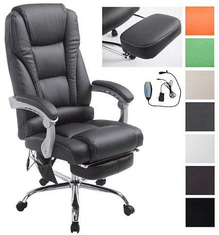 CLP Pacific Bürostuhl mit Massagefunktion für 144,99€ inkl. Versand