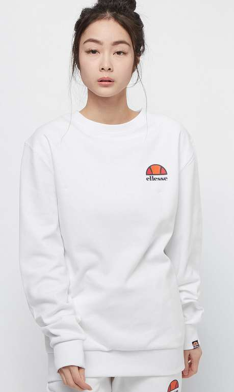 Ellesse Ashburton Strickpullover in weiß für 29,49€inkl. Versand (statt 44€)