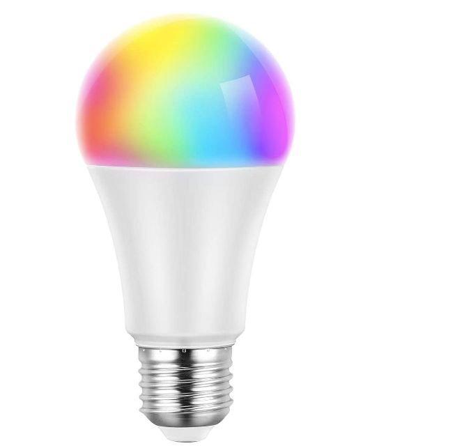 Topelek Smart Home Wifi LED Birne E27 für 6,99€ inkl. Prime Versand (statt 14,99€)