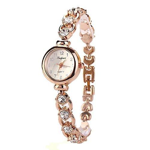 Moretime Damen Armbanduhr (verschiedene Modelle) für je 3,25€ inkl. Versand