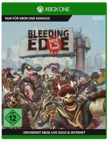 3x Bleeding Edge (Xbox One) für 5,49€ inkl. Versand (statt 29€)