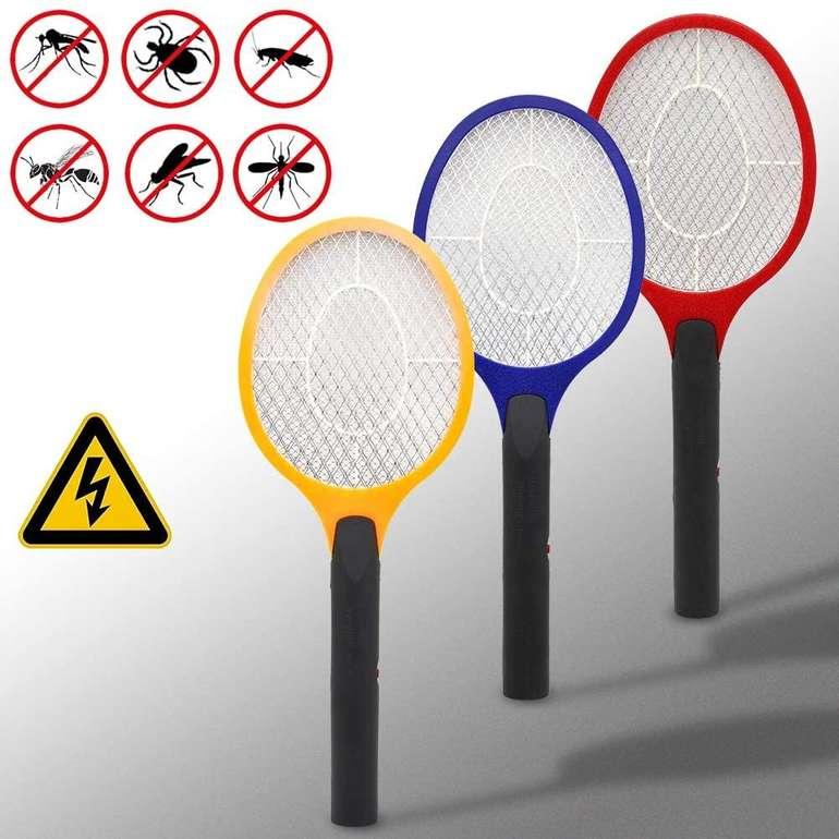 Wolketon elektrische Fliegenklatschen im 3er Pack für 11,19€ inkl. Versand