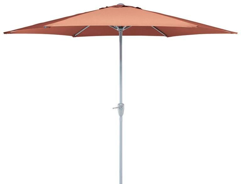 Modern Living Sonnenschirm Akane in Orange oder Grau (270 cm) für 42,91€ inkl. Versand (statt 55€)