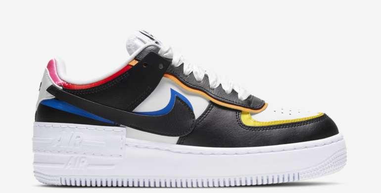 Nike Air Force 1 Shadow Damen Schuhe für 79,99€inkl. Versand (statt 110€)