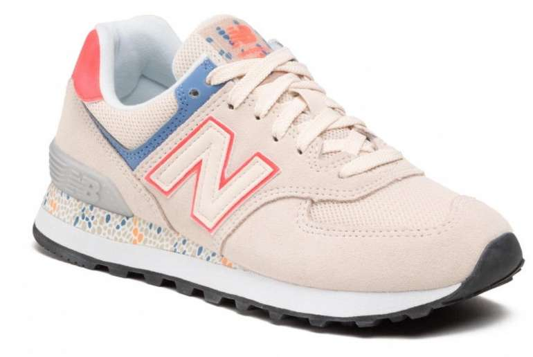 New Balance WL574CL2 Damen Sneaker für 66€ inkl. Versand (statt 73€)