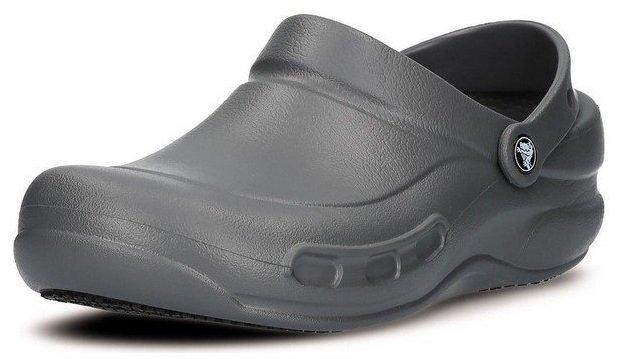 """Crocs Unisex Clogs """"Bistro"""" in Grau für 15,98€ inkl. VSK (statt 45€)"""