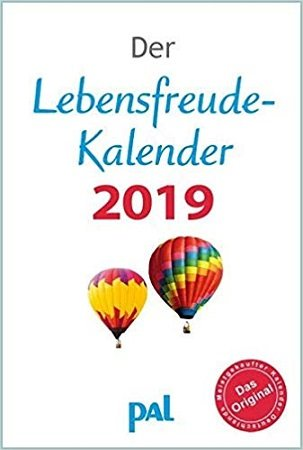 Fehler? Der Lebensfreude Kalender 2019 komplett kostenlos (statt 8,80€)