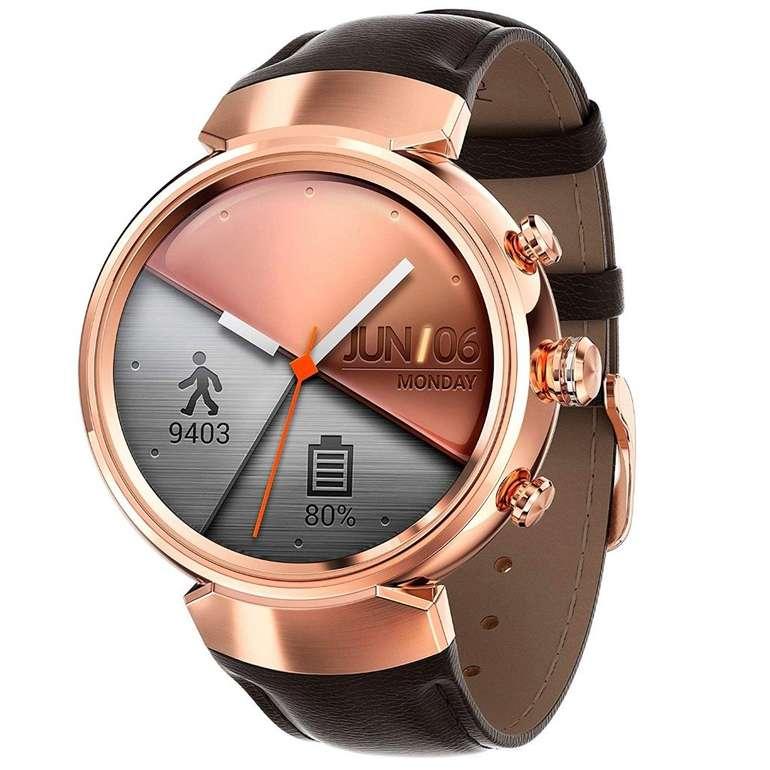 Asus Zenwatch 3 Smartwatch für 119€ inkl. Versand (statt 157€)