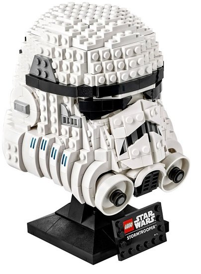 LEGO 75276 Star Wars - Stormtrooper Helm