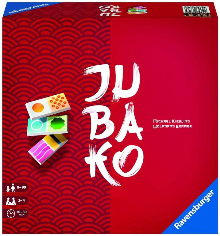 Ravensburger Brettspiel Jubako für 17,64€ (statt 21€) - Abholung!