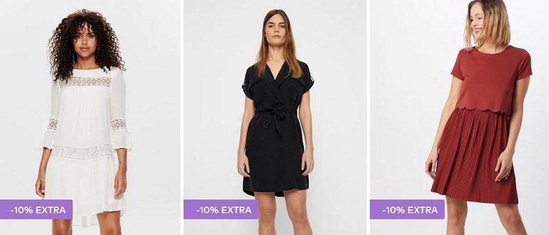 About You Bis zu -30% Rabatt auf Jeans & Kleider 2