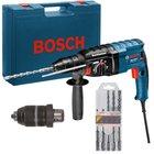 Bosch Bohrhammer GBH 2-24 DF im Koffer inkl. Bohrer-Set nur 139€