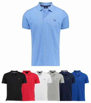 Gant Herren Poloshirts für 39,90€ inkl. Versand (statt 54€)