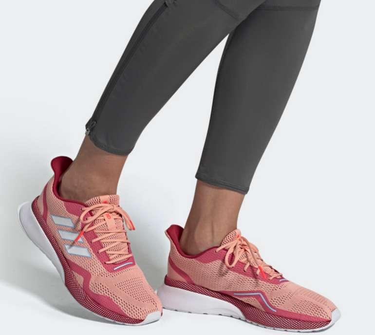 """adidas Novafvse X Damen Schuh in """"Glow Pink"""" für 43,18€inkl. Versand (statt 66€)"""