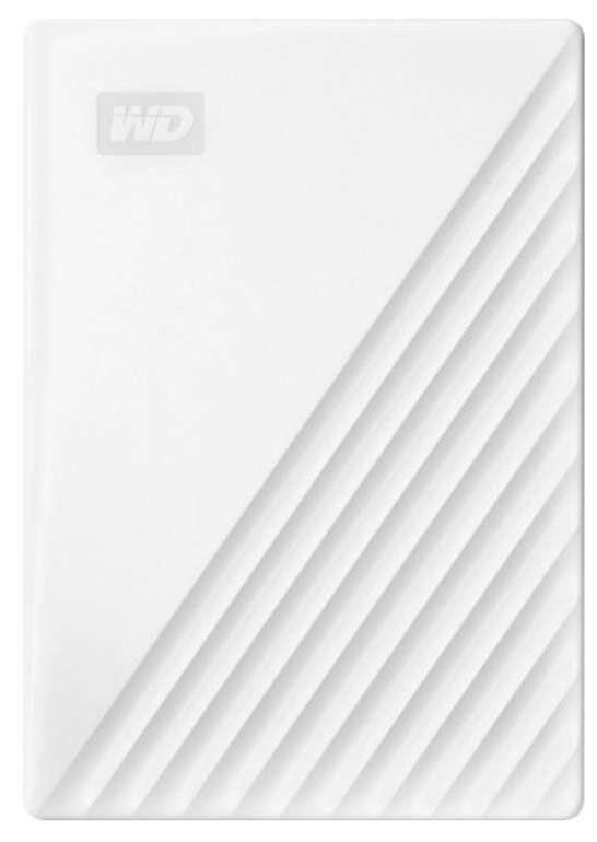 """WD My Passport - Externe 2,5"""" HDD mit 2TB Speicher (White Edition) für 57,94€ inkl. Versand (statt 64€)"""