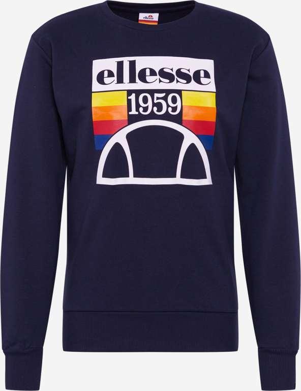 Ellesse Sweatshirt  'TUCCI' in navy für 33,68€ inkl. Versand (statt 55€)
