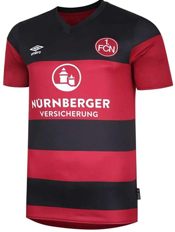 Umbro 1. FC Nürnberg Herren Trikots 20/21 für 26,44€ inkl. Versand (statt 41€)
