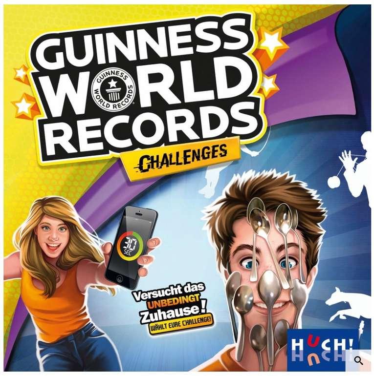 Guinness World Records Challenges (Würfelspiel) für 11,99€ inkl. Versand (statt 21€)