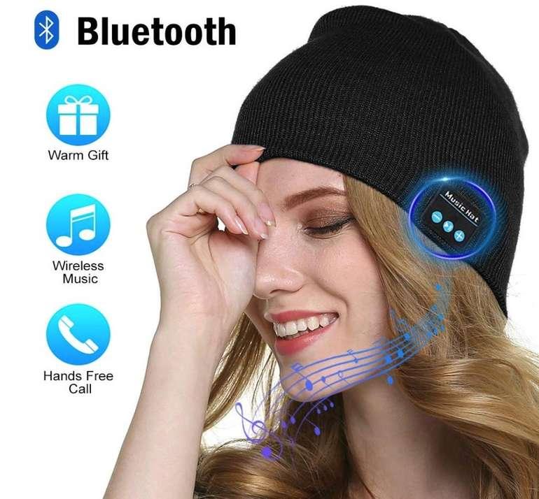 Lixada Bluetooth Mütze bzw. Beanie für 7,49€ inkl. Prime Versand (statt 15€)