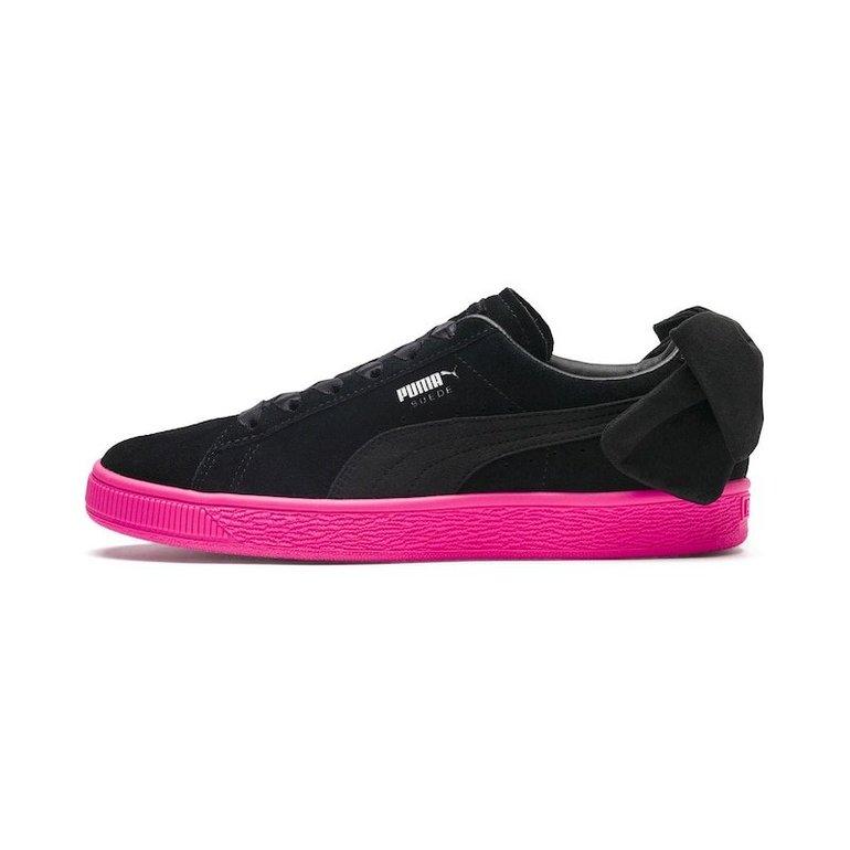 PUMA Sneaker 'Suede Bow Block' für 16,15€