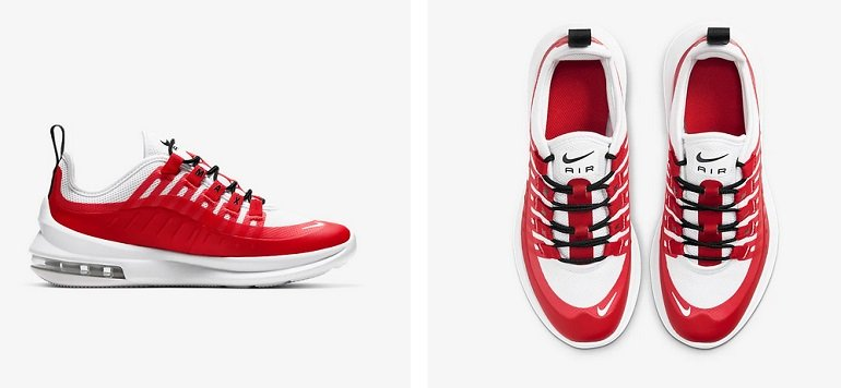 Nike Air Max Axis Kinder Sneaker