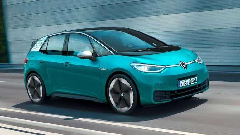 Gewerbe: Volkswagen ID.3 Pro Performance mit 204 PS für 195€ netto mtl. leasen (LF: 0,69, BAFA)