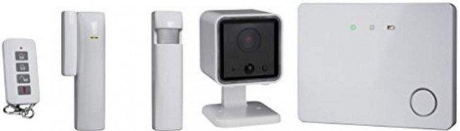 Smartwares HA701SL-IC Drahtloses Smartes Überwachungssystem für 49,99€ inkl. Versand (statt 70€)
