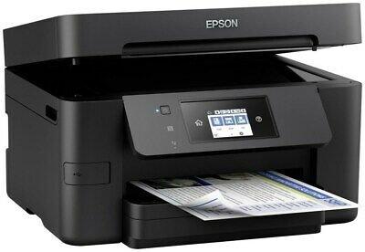 Epson WorkForce Pro WF-3720DWF - WLAN Tintenstrahldrucker mit Faxfunktion für 74,90€