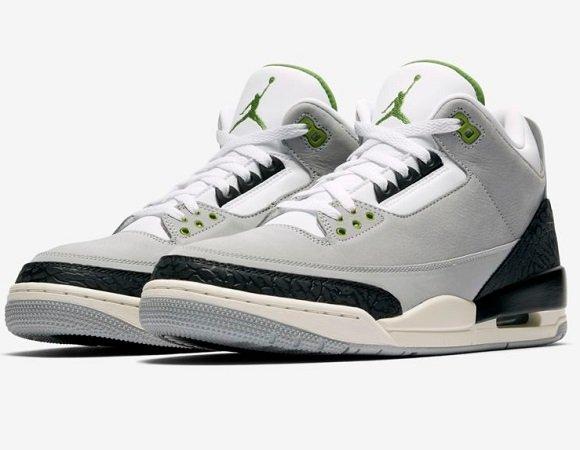 Air Jordan 3 Retro Sneaker nur 120,91€ inkl. Versand (statt 133€)