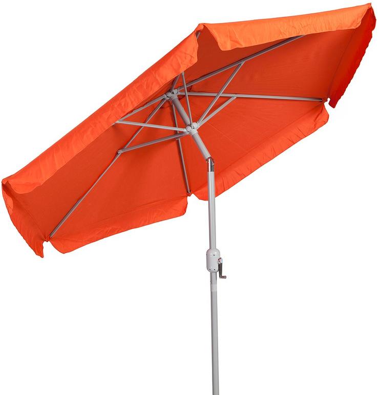 Merxx Sonnenschirm Terracotta Ø 230cm für 25,33€ inkl. Versand (statt 30€)
