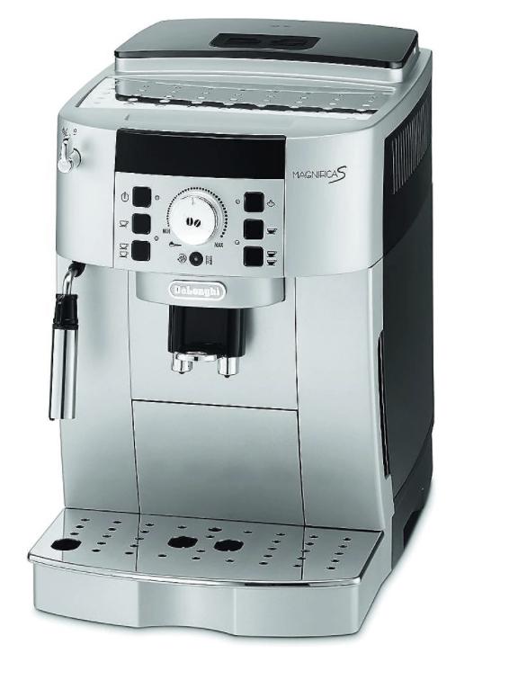 De'Longhi Magnifica S ECAM 22.110.SB Kaffeevollautomat mit 1.450 Watt für 239€ inkl. Versand (statt 276€)