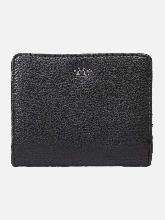 Fritzi aus Preußen Geldbörse 'Aurelie' in schwarz für 19,47€ inkl. VSK (statt 26€)