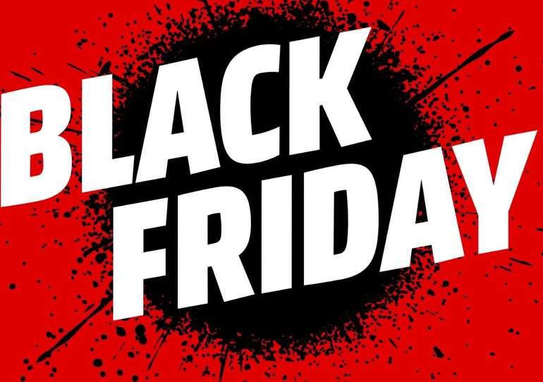 Übersicht: Media Markt und Saturn Angebote zum Black Friday 2019
