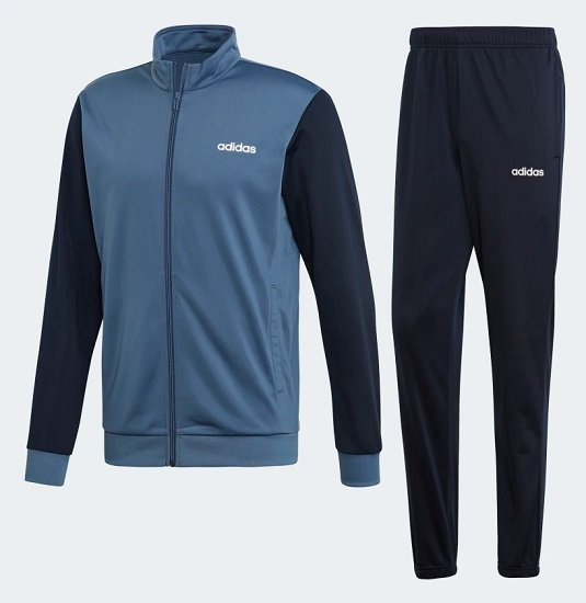 adidas Herren Linear Tricot Trainingsanzug 2
