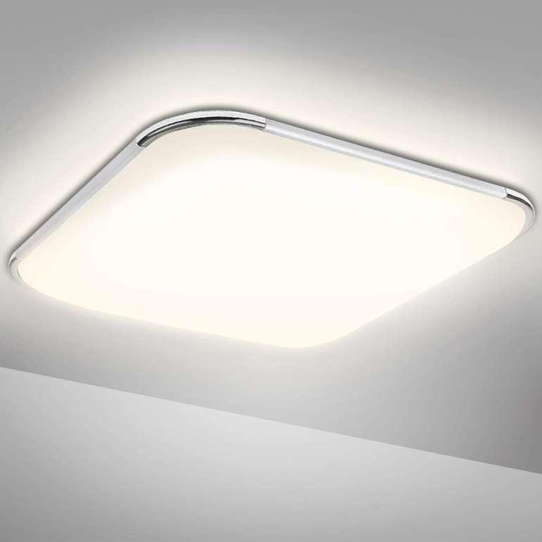 Vingo LED Deckenleuchten reduziert, z.B. 18W 4000K für 17,99€ (statt 30€)