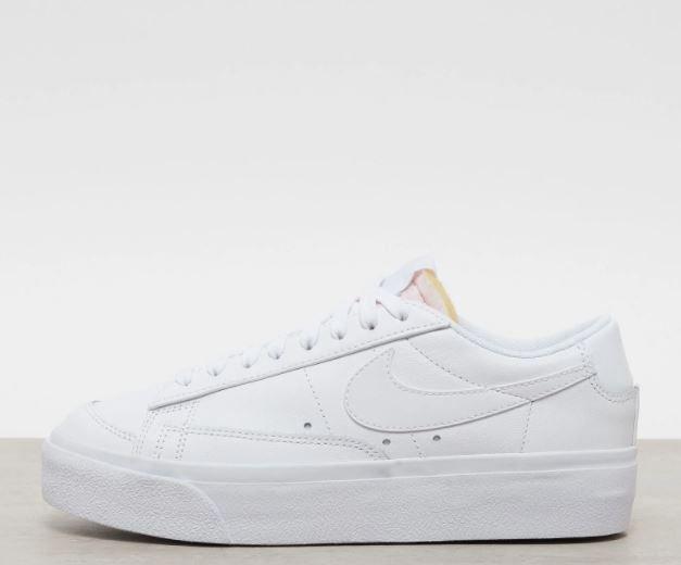 Nike Blazer Low Platform für 75,99€ inkl. Versand (statt 95€)