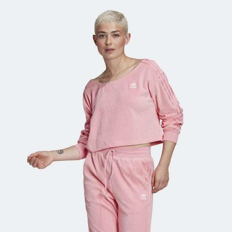 Adidas Originals Loungewear Damen Sweatshirt für 27,30€ inkl. Versand (statt 35€)