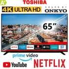 Toshiba 65U2963DG - 65 Zoll UHD 4K Smart-TV für 479,75€ inkl. Versand (statt 524€)