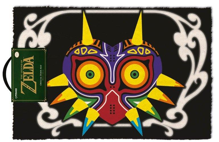 Zavvi: Verschiedene Fußmatten (Zelda, Superman etc.) im Sale, z.B. Majoras Mask Fußmatte für 16,20€ inkl. Versand